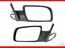 CHEVY GMC LH Driver & RH Passenger Side Power Foldaway Mirror PAIR L R Suburban