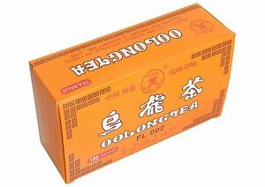 100 Natural Health Chinese Oolong Tea Bags Calorie Controlled Diet Compliment