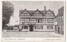 Gloucestershire; The Old Bell Inn, Tewkesbury PPC, Unposted By W M Parker