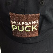 WOLFGANG PUCK Souvenir Hat Cap Restaurant Employee Embroidered Chef Collectible