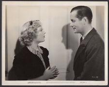 ROBERT MONTGOMERY & MARION DAVIES last film EVER SINCE EVE 1937 Vint Orig Photo
