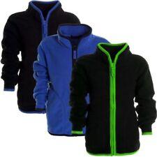 Jungen-Pullover & -Strickwaren Größe 104 aus Polyester mit Reißverschluss