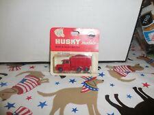 Vintage Husky Models Guy Warrior Coal Truck #10 MOC