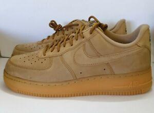 SH1# Nike Air Force 1 Low Flax Wheat SIZE UK 7.5/EU 42/26.5CM