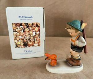 Hummel Sensitive Hunter Western Germany 419 6/2/0 in box Vintage
