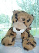 "Gund Amani #2738 Tiger stuffed toy animal 11"" RARE"