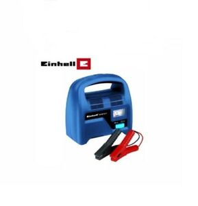 Caricabatterie auto 12V Einhell BT - BC 4/1P moto barca scooter carica batteria