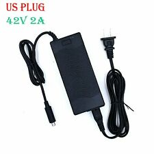 42V 2A Power Supply Charger For Xiaomi Mijia M365 Electric Skateboard Scooter Im
