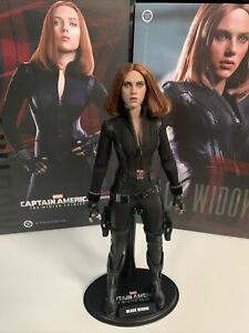 Black Widow Hot Toys Captain America Winter Soldier 1:6 Natasha Avengers