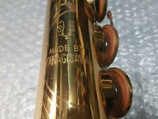 1976 Yanagisawa S 6 Soprano Sax/Saxophone-MADE IN JAPAN