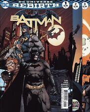 BATMAN #1,2,3,4,5 & 6 DC Comics Universe Rebirth Robin Harley Quinn I AM GOTHAM