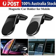 Magnetic Universal Car Phone Holder Clip Air Vent 360°  Bracket Mobile Phone GPS