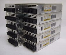 Volgen ERK70U-1515 Triple Output DC Power Supplies, +5V, +15V, -15V *Lot of 10*