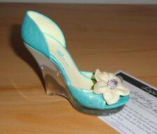 Deko Miniatur Just The Right Shoe by Raine Swept Away 802823 NEU selten