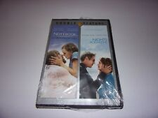 Double Feature DVD : Notebook (Ryan Gosling) / Nights In Rodanthe : /Brand New