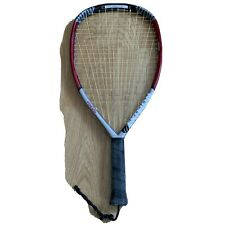 New listing Ektelon Power Fan Focus Titanium 1200 Power Level Racquetball Racket Grip SS