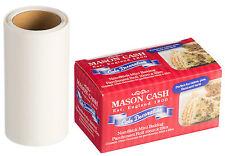 Mason Cash Grasa Prueba De Pergamino papel de la hornada Mini rollo de pergamino 10cm X 25m