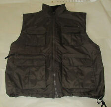 Vintage Large Brown Men's Alaska Bay Outfitters Body Warmer