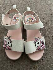 Girls  Sandals Size 12 h&m Bnwot Light Up Soles
