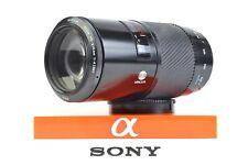 Minolta MAXXUM AF 70-210mm f/4 Zoom Lens w/Hood for Sony/Minolta A-Mount #L8755