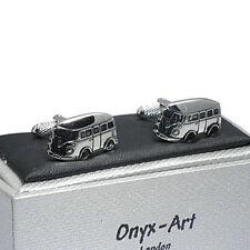 Camper Van Novelty Cufflinks by Onyx Art New Boxed CK595