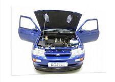 1995 Ford Escort RS Cosworth - 30x20 pulgadas lienzo arte enmarcado cuadro impresión