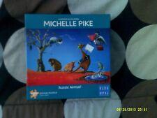 Australian Art Portolio Michelle Pike 2008 1000 Piece Jigsaw Puzzle