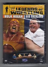 WWE: Legends of Wrestling - Hulk Hogan and Bob Backlund (DVD, 2010)