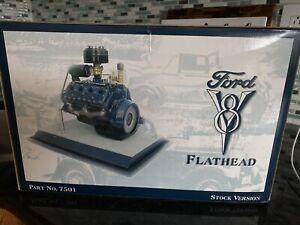 GMP Ford V8 Flathead 1:6 Scale Engine Display NIB Limited Edition
