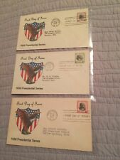 Super 803- 834 FDC set of 32 - AWESOME matching set HI CAT VALUE 7 scans LOOK