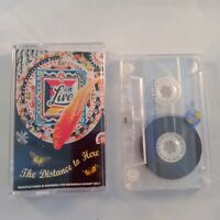 Cassette Tape Live The Distance To Here