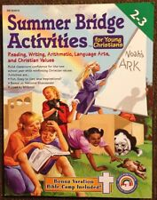 Summer Bridge Activities for Young Christians Book 2-3 Grade 2005 Bible Camp