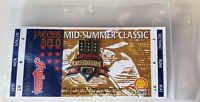 1997 MLB ALL-STAR GAME Commemorative Lapel Pin JACOBS FIELD Cleveland, OH