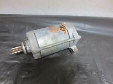 2002 Yamaha Grizzly 660 4x4 ATV Electric Starter Motor (214/75)