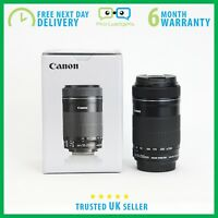 *Mint* Canon EF-S 55-250mm f/4-5.6 IS STM Lens - 6 Month Warranty