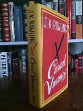 The Casual Vacancy by J. K. Rowling First Edition First Printing