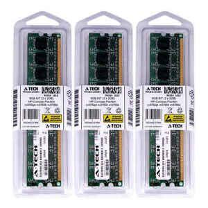 6GB KIT 3 x 2GB HP Compaq Pavilion m9782pt m9785fr m9788d PC3-8500 Ram Memory
