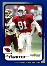 2001 Score FB Card #s 1-330 +Rookies +Inserts (A1422) - You Pick - 10+ FREE SHIP