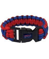 Buffalo Bills Survival Bracelet NFL Paracord BRAND NEW