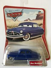 DISNEY PIXAR CARS COLLECTIBLE DOC HUDSON 2005 06 WAVE 1 RELEASE SEE DISCERPTION