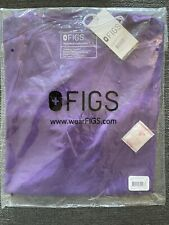 New listing Figs Women's Scrub Top Casma Ultra Violet Small Rare Htf Discontinued New