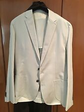 Louis Vuitton Men Jacket Off White/Cream 52