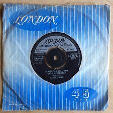 "Carole King - It Might As Well Rain Until September - 45-HLU 9591 - 7"" Vinyl"