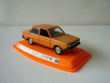 1:43 Diecast Auto-Pilen-Seat-Fiat-131-E-m-521-Mint-Box-Condition-Selten-Raro