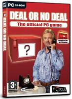 Deal or No deal - The Official PC Game (EU Version) Ne