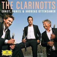 THE CLARINOTTS - THE CLARINOTTS  CD NEU MENDELSSOHN/MOZART/KORENY/BONFA
