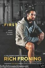 Crossfit First Rich Fit Bodybuilding Muscle Fitness Shredded Book Health Weight