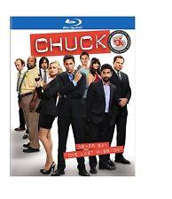 Chuck ~ Complete 5th Fifth Season 5 Five ~ BRAND NEW 2-DISC BLU-RAY SET