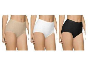 Underwear Women Ladies Brief Seamless Tummy Control Slimming Shape Maxi Body