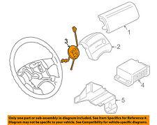 VW VOLKSWAGEN OEM EuroVan Air Bag Airbag-Clockspring Clock Spring 7D0959654